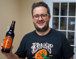 David Graham talks Krunkin Pumpkin