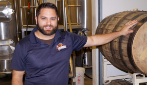 Rassul holds court on pumpkin beers and talks about Buffalo Bayou's Pumpkin Spice Latte